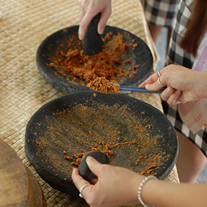 Cooking Class Hands On