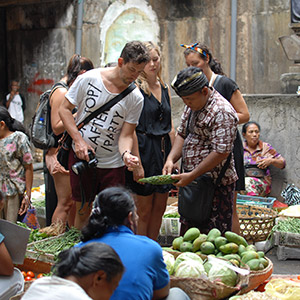 Traditional Market Tour